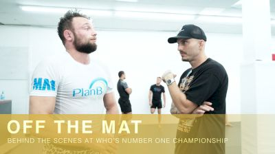 Off The Mat Ep1: Inside B-Team, Lunch with Tackett