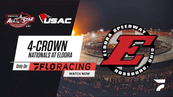 picture of 2021 4-Crown Nationals at Eldora Speedway