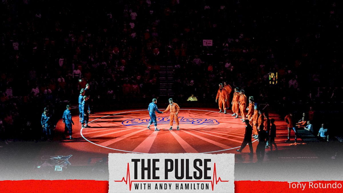 The Pulse: A Look Inside The Fight To Revive Fresno State Wrestling
