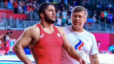 Russian Correspondent King G Shares The Secrets Behind Team Russia | FloWrestling Radio Live (Ep. 698)