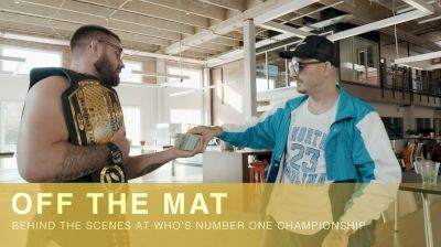 Off The Mat: Behind the Scenes at Who's Number One (Episode 2)