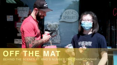 Off The Mat Ep3: Grace Gundrum & The 10th Planet Crew, Ruotolos Check Weight