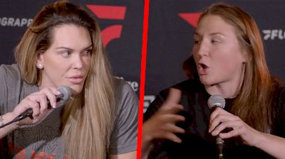 Leve Called Gabi Out! The Best Moments From The WNO Championship Press Conference