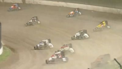 Feature Replay | USAC Midgets Friday at Eldora Speedway