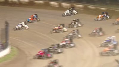 Feature Replay | USAC Midgets at 4-Crown Nationals
