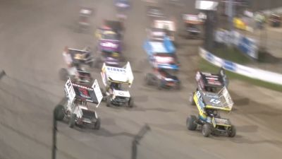 Feature Replay | All Star Sprints at 4-Crown Nationals