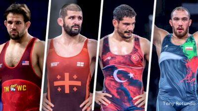 125kg Worlds Preview - Gwiz Ready To Challenge Geno, Taha, and Zare
