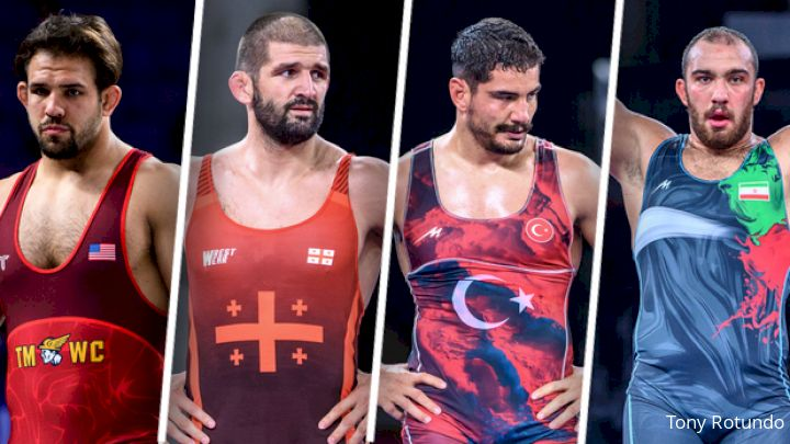 125kg Worlds Preview - Gwiz Will Challenge Olympic Medalists