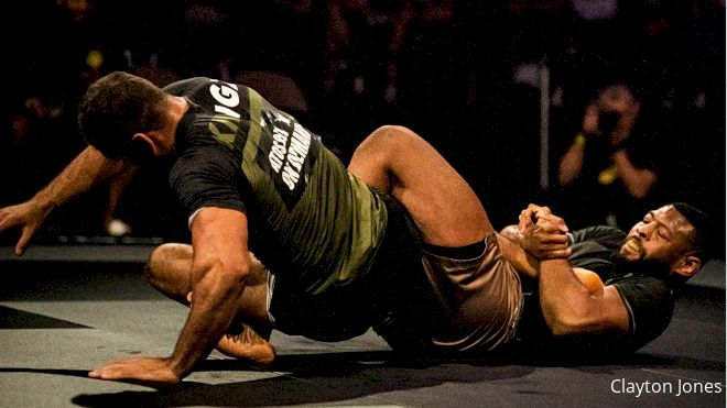 Tim Spriggs Heel Hook Earns BUBS Naturals Submission Of The Night