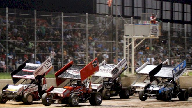 New Format For Short Track Nationals At I-30 Speedway