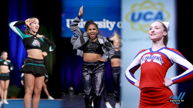 Varsity TV Is Your Home For Exclusive UCA & UDA Competition Coverage