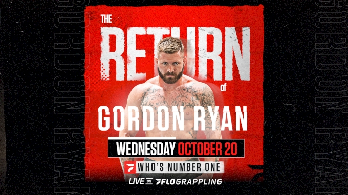 picture of FloGrappling WNO: The Return of Gordon Ryan