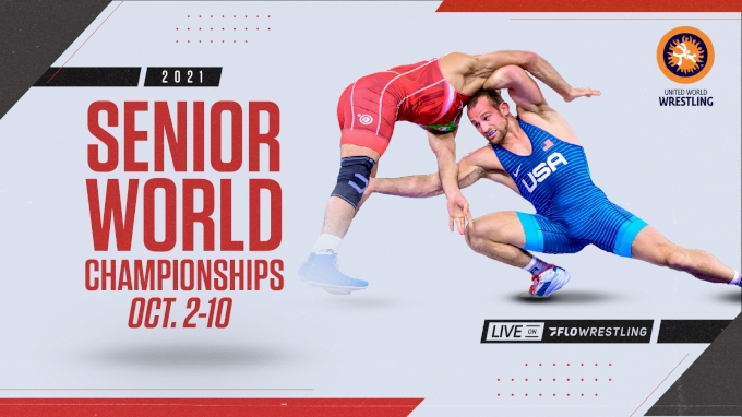 picture of 2021 Senior World Championships