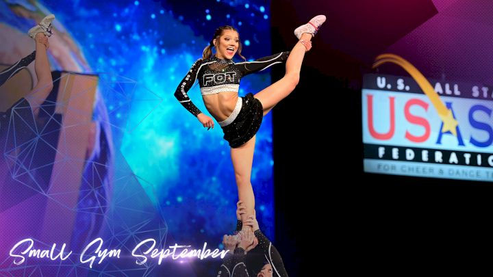 Watch The 2021 Small Gym September Champion Reveal