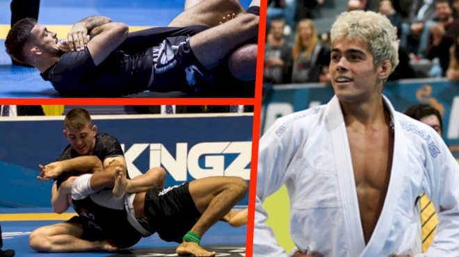 Keep Your Eyes On Levi & The Middleweight Division At No-Gi Worlds