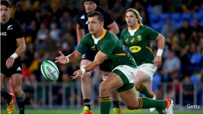 Replay: South Africa vs New Zealand All Blacks | Oct 2