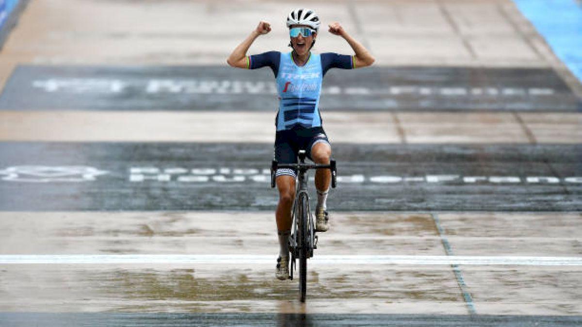 History-making Deignan Wins First Women's Paris-Roubaix