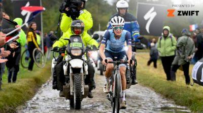 Final 1K: 2021 Paris-Roubaix Femmes
