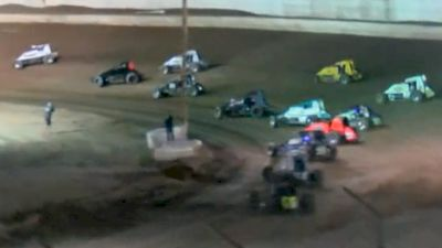 Feature Replay | USAC/CRA Sprints at Arizona Speedway