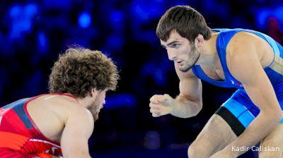 61 kg Final 1-2 - Daton Fix, United States vs Abasgadzhi Magomedov, Russian Wrestling Federation