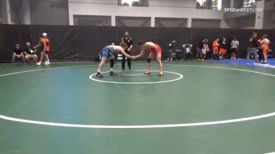 61 kg Consolation - Timothy Levine, New England Regional Training Center vs Vince Cornella, Mile High Wrestling Club