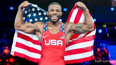 What Burroughs 6th Title Means Historically | FloWrestling Radio Live (Ep. 704)