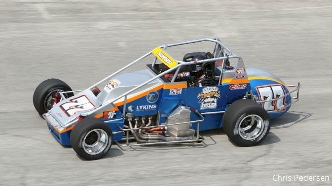 Swanson Vs. Seavey For USAC Silver Crown Title At Toledo
