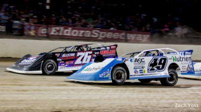 Rankings: Top 10 Dirt Drivers In September
