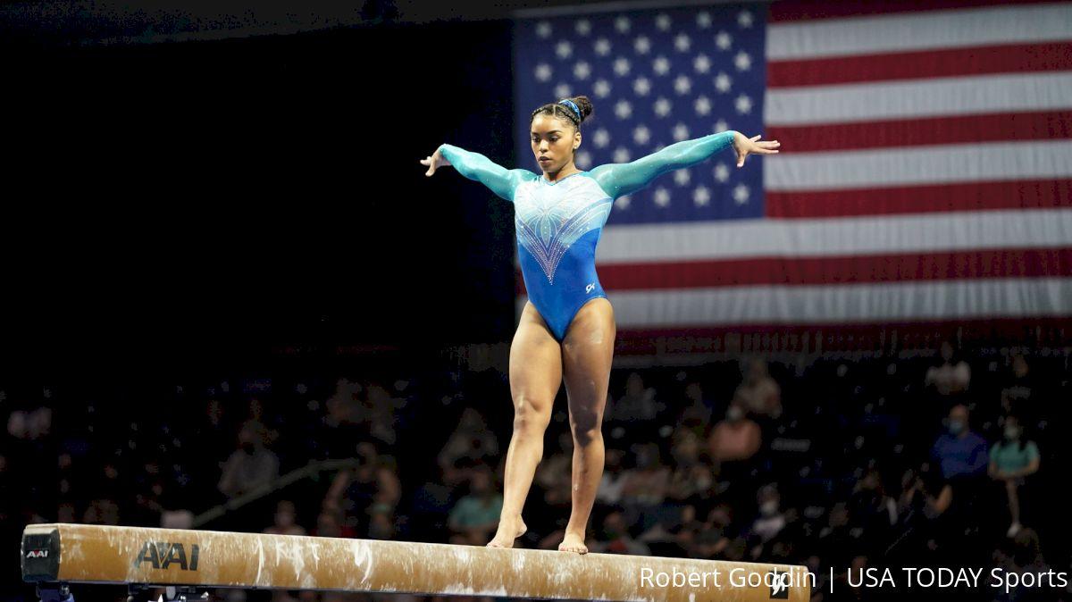 U.S. Team Narrows Selection To 2021 Artistic Gymnastics World Championships