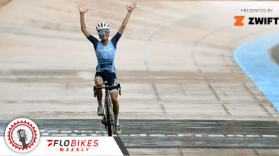 Paris-Roubaix Femmes Makes Muddy History, Three-Man Sprint Into Velodrome Leads Way To Victorious Celebration for One