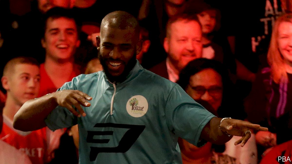 Chris Paul, PBA Join Forces Again For Charity Event This Sunday