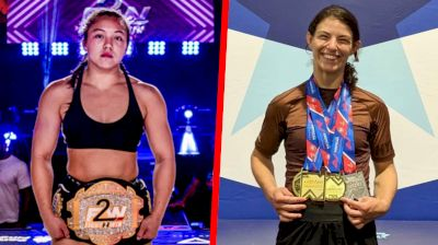 Bri Robertson & Brianna Ste-Marie Are The New Blood In The Flyweight Division