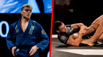 Can Levi Jones-Leary Overcome The Leg Lock Game Of Oliver Taza On WNO?