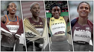 Who Should Be The Women's Athlete of the Year Finalists?