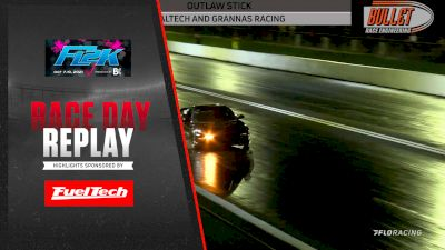 Mike Colon's Huge Wheelstand in Outlaw Stick at FL2K21