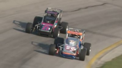 Highlights | USAC Rollie Beale Classic at Toledo