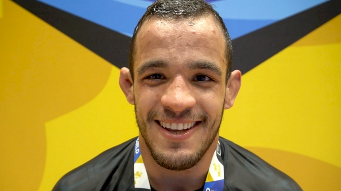 picture of Catch Up With The IBJJF No-Gi World Champions | Interview Series