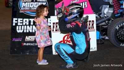 T-Mez Changes The Narrative At Tri-State Speedway
