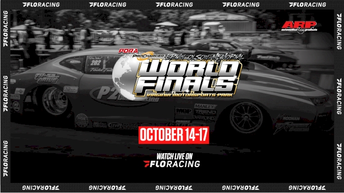 picture of 2021 PDRA Brian Olson World Finals