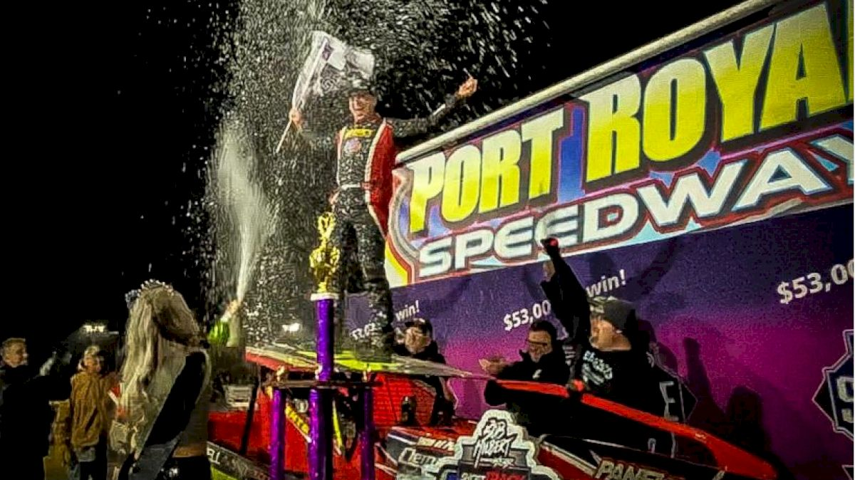 $50,000 Awaits Speed Showcase Winner At Port Royal