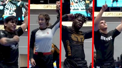 Success for Unity Team at No-Gi Worlds: Four Finalists, Four Gold Medals