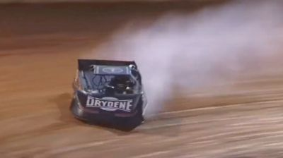 Nick Hoffman Sets Quick Time At 411 Motor Speedway