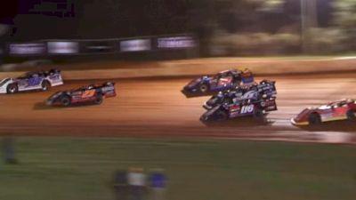 Heat Races | Castrol FloRacing Night in America at 411 Motor Speedway