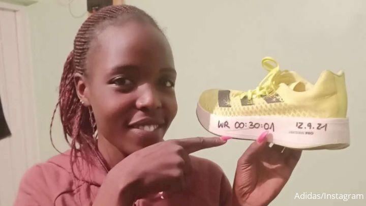 Kenyan Star Tirop Found Dead In Her Home