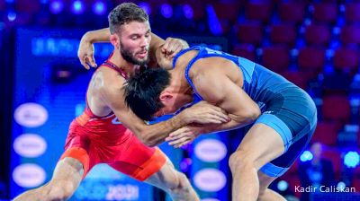 3 Ways Thomas Gilman's Under Hook Contributed To His World Title