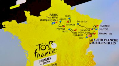 Women's Tour de France To Start At Eiffel Tower