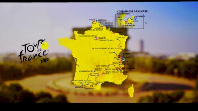 Danish Start For 'Complete' 2022 Tour de France