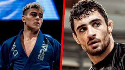 Levi Is The Favorite, But Can He Handle Taza's No-Gi Experience?