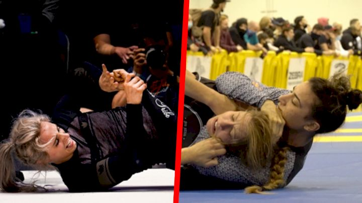 Will Ffion Davies vs Nathalie Ribeiro End By Submission?