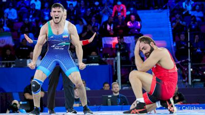 Can Par Terre Defense Win You A World Medal? It Did In This Case